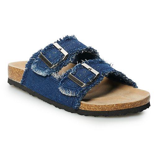SO® Solange Women's Buckled Sandals