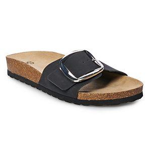 fbf8a42c5d24 Jennifer Lopez Bodhi Women s Studded Slide Sandals