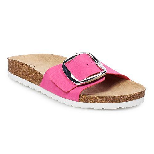 SO® Tree House Women's Slide Sandals