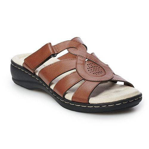 Croft & Barrow® Dwelling Women's Strappy Sandals