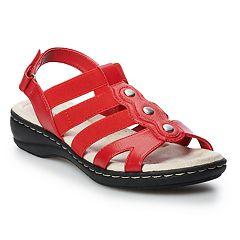 058da0eed5d Croft & Barrow Depot Women's Strappy Sandals