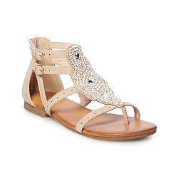 SO® Grenadine Women's Gladiator Sandals