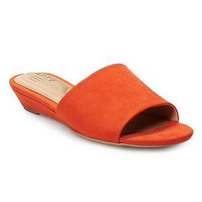 Apt. 9® Bellus Women's Heeled Slide Sandals