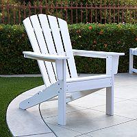 Classic Adirondack Scratch-Resistant Design Patio Chair + $10 Kohls Cash