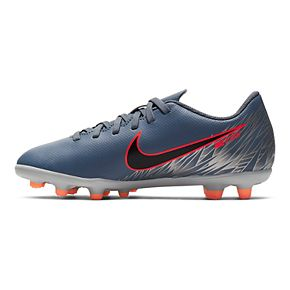 Nike Jr. Vapor 12 Club MG Grade School Kids' Multi-Ground Soccer Cleats