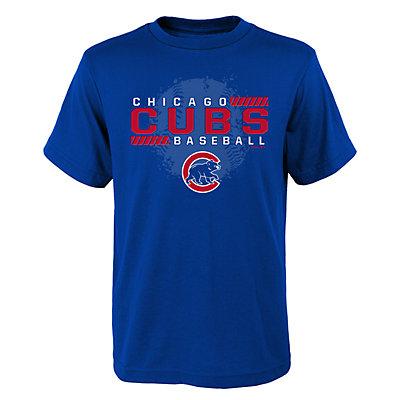 Boys 4-18 Chicago Cubs Knuckle Ball Tee