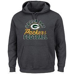 Big & Tall Green Bay Packers Kick Return Hoodie