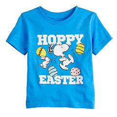Baby Boy Jumping Beans® Peanuts Snoopy 'Hoppy Easter' Graphic Tee