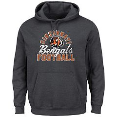 Big & Tall Cincinnati Bengals Kick Return Hoodie