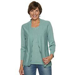 Women's Napa Valley Open Stitch Sweater