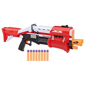 Nerf Fortnite TS Blaster - Pump Action Dart Blaster