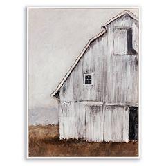 Kiera Grace Muskoka Bartlett Painted Barn Framed Wall Art