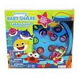 Pinkfong Baby Shark Fishing Game by Cardinal