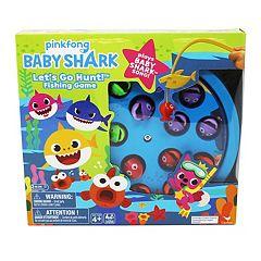 Pinkfong Baby Shark Fishing Game by Cardinal