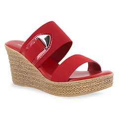 Tuscany by Easy Street Marisole Wedge Sandals