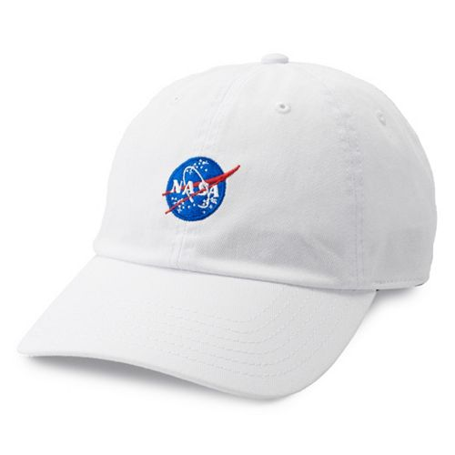 "Women's ""NASA"" Logo Baseball Cap"