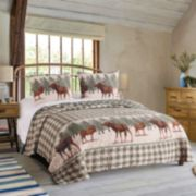Greenland Moose Creek Quilt Set