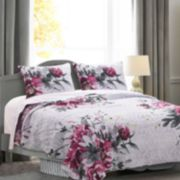 Greenland Rose Touch Quilt Set