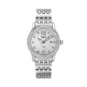burgi Women's Diamond Accent Watch
