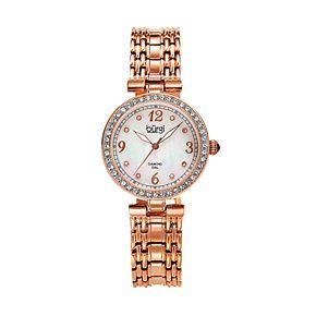 burgi Women's Diamond Accent Watch