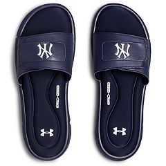Men's Under Armour New York Yankees Ignite V Slides