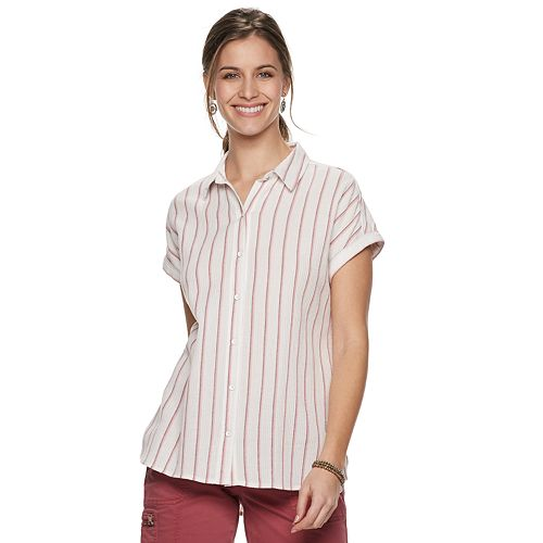 Women's SONOMA Goods for Life™ Dolman Camp Shirt