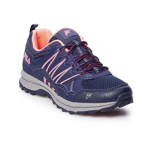 Womens FILA Evergrand TR Shoes