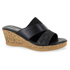 affdf46100d7 Tuscany by Easy Street Camari Wedge Sandals