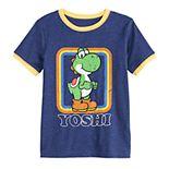 Boys 4-12 SONOMA Goods for Life? Yoshi Retro Ringer Graphic Tee