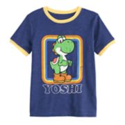 Boys 4-12 SONOMA Goods for Life? Yoshi Retro Ringer Graphic Tee