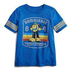 Boys 4-12 SONOMA Goods for Life™ Transformers Bumblebee Retro Graphic Tee