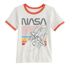 Boys 4-12 SONOMA Goods for Life™ NASA Retro Ringer Graphic Tee