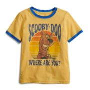 "Boys 4-12 SONOMA Goods for Life? Scooby-Doo ""Where Are You?"" Retro Graphic Tee"