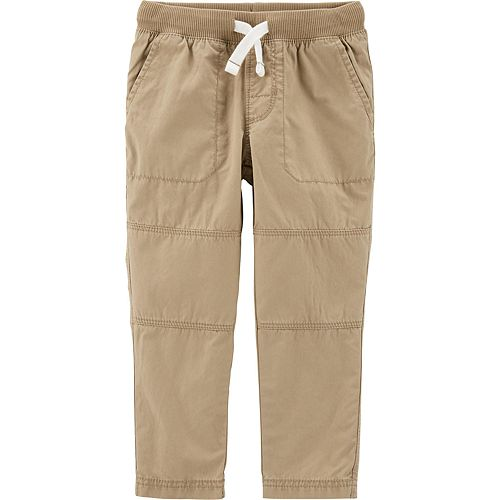 Baby Boy Carter's Canvas Pants
