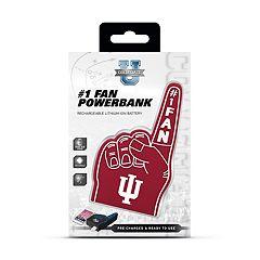 Indiana Hoosiers Fan Finger Powerbank