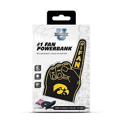 Iowa Hawkeyes Fan Finger Powerbank