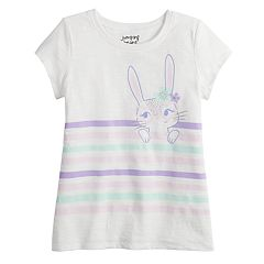 Girls 4-12 Jumping Beans® Easter Tee
