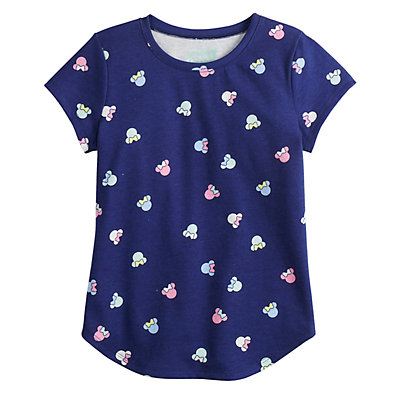 Disney's Minnie Mouse Girls 4-12 Print Tee by Jumping Beans®
