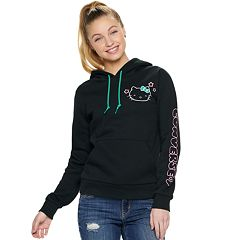 Juniors  Converse Hello Kitty® Pullover Hoodie bc142878a95d