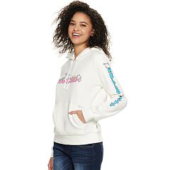 f419a9a4f3da Juniors  Converse Hello Kitty® Flower Power Pullover Hoodie