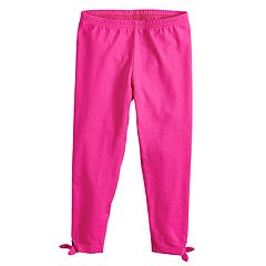 ece3c675c4a138 Sale Girls Pink Leggings Big Kids | Kohl's