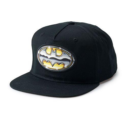 Boys 4-20 Batman Cap
