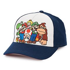 2a3d8c3157c Boys 4-20 Super Mario Bros. Adjustable Cap