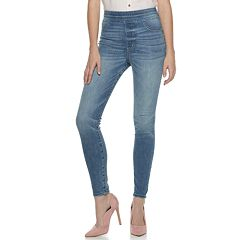 Juniors' Candie's® High-Rise Pull-On Skinny Jeans