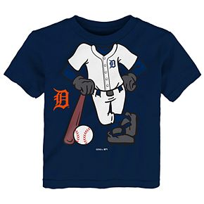 Toddler Boy Detroit Tigers I'm The Batter Tee