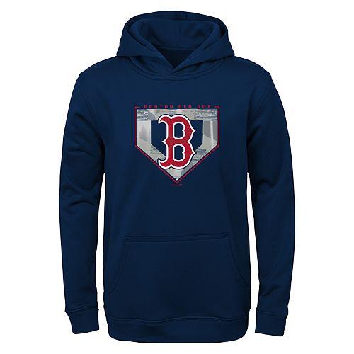 Boys 8-20 Boston Red Sox Performance Fleece Hoodie