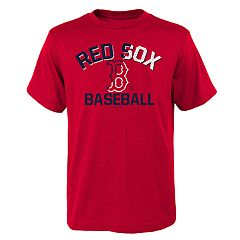 29a29f62 Boys 4-18 Boston Red Sox Team Trainer Tee