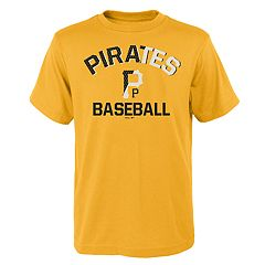 Boys 4-18 Pittsburgh Pirates Team Trainer Tee