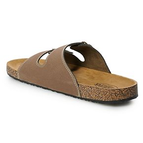 Men's Woodstock Flex Footbed Sandals