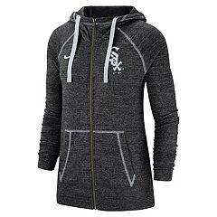 Women's Nike Chicago White Sox Full Zip Fleece